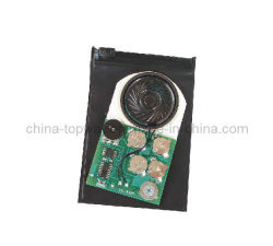O módulo de voz/LED de módulo de som/Módulo de som à prova de água com controle de volume (TW-43SM)