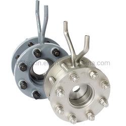 Plaque à orifice à bride de restricteur à débit standard de 40 MPa DN50-DN1000 pour alimentation Industries chimiques minières