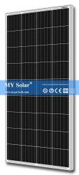 O meu Top China Solar Solar Semicélulas de alta eficiência de 185 W 190W 195W 200W 205W Painel Solar