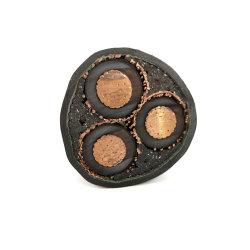 Кв 0.6/1Cu Swa XLPE ПВХ кабеля питания электрического провода