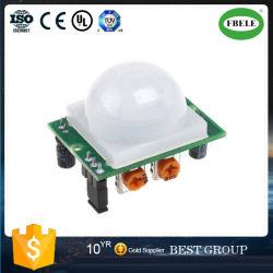 Sensor de detección de movimiento PIR Sensor de infrarrojos Modulepassive