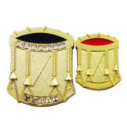 Metal chapado en oro de estilo imperial alfiler de metal distintivo Insignia de la artesanía regalo promocional (Polo-043)