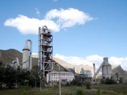 2500 Tpd сухой процесс цементного завода