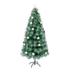 60cm Fibra Ótica Mini Árvore Árvore de Natal Prelit decorativos de árvore de Natal
