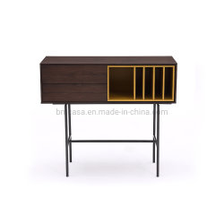 B&M casa sala de jantar de armazenamento Mobiliário Mesa Console para Inserir caminho