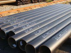 Runde Rohr-Abmessungen des Kohlenstoffstahl-ASTM A500 Gr. B Dn150
