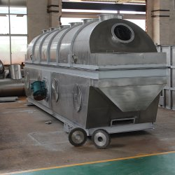 Factory Direct Supply High Efficiency Fluid Bed Dryer / Industrial Fluidized Bed for Chemical Industry, Pharmaceutical Industry
