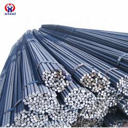 HRB335 koolstofstaal Rebar schroefdraad stalen Rebar vervormd staal Gebruik van de constructie van de staaf