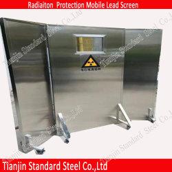schermo mobile del vetro al piombo 3mmpb per l'esame di obbligazione dei raggi X