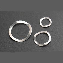 Jb /T 7590 noir en acier au carbone la rondelle élastique ondulée Stock