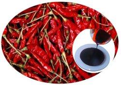 Oléorésine de paprika, le paprika rouge