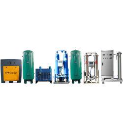 500g/H de producción de ozono, dispositivo para imprimir y colorear las aguas residuales
