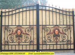 이중 연철 도어 Forged Door Swing Gate
