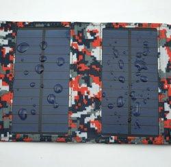7,5 W de alta calidad Cargador Panel solar plegable Bolsa de transporte para el teléfono