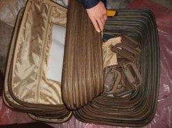 De Bagage van Skd (8 Verpakking 16PCS)