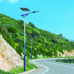 Il risparmio di energia salva la lampada di via solare di elettricità 60W esterna