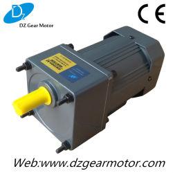80mm, 110V AC Single-Phased Induction avec quatre pôles du moteur à engrenages
