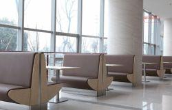 Restaurante moderno Stand de sofá de uso