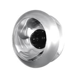 355flw4 Leipole en acier galvanisé en amont turbine de ventilateur centrifuge incurvée