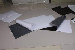 Strato flessibile di gomma molle magnetico del magnete laminato PVC A4
