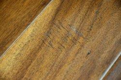 작은 잎 아카시아 자연적인 단단한 나무 마루 (단단한 나무 마루)
