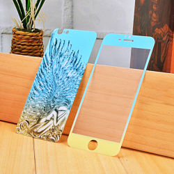 واقيات الزجاج المقسّى للقساوة لأجهزة iPhone 5g/ 6g/ 6s