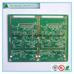 Многоуровневые коммутаторы для изготовителей оборудования по Tg погружение Gold FR4 системной платы для печатных плат для электроники продукта проекта