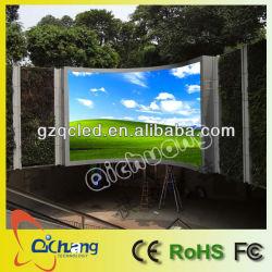 Farbenreicher im Freienbildschirmanzeige-Fachmann-Hersteller LED-P10