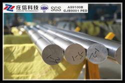 Grau 4 Grade5 grau 7 Titanium Bar preço por kg Para implante