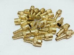 Les métaux cuivre flexible du raccord de tube en laiton, adaptateur