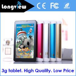 """7"""" 3G телефона Mtk6572 Android 4.4 1 ГБ ОЗУ 8 ГБ ROM планшетный ПК с двумя ядрами"""