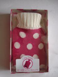 Contenitore di regalo che imballa il sacchetto di gomma caldo della mini mano