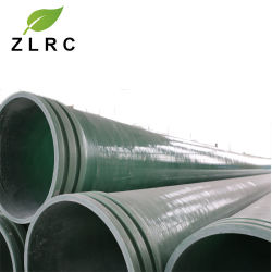 El suministro de agua FRP/GRP Tubo de alta presión