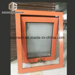 Hochwertiges Thermal Break Aluminium Flügelfenster, Griffe Aus Aluminiumlegierung für Holz-Aluminium-Markisenfenster