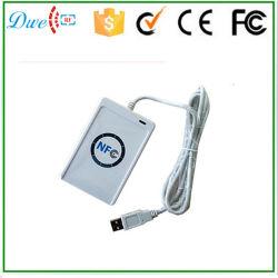 NFCのスマートカードReader/DC5V 13.56MHz IC Copier/NFC RFIDチップカード読取り装置および著者