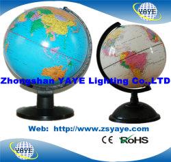 Yaye 지구 크기: 8.5/10/15/21/26/32cm 영국 Globe, World Globe, Educational Globes (YAYE-ST-777)