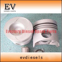 W04c Uitrusting van de Klep van de Pakking van de Cilinder van de Uitrusting van de Koker van de Voering van de Zuigerveer W04CT w04c-T de Dragende voor Motor Hino