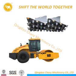 Máquinas de terraplenagem cantora Shantui Rolo Compactador para venda