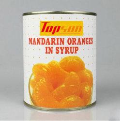 425g Conservas de Mandarina con mejor calidad