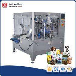 Macchina imballatrice rotativa automatica dell'alimento per animali domestici (GD6-300A)