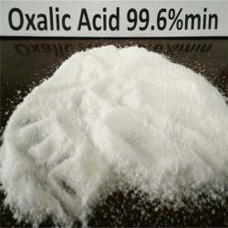 Último precio fob ácido oxálico 99,6% de metal y mármol utilizando polaco