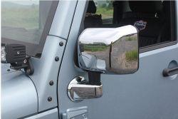 Tapa del retrovisor Auto Parts para Jeep Wrangler JK