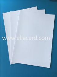 A4 van de Druk van Inkjet van het Document Blad van de Kaart van het Blad van het pvc- Blad het Plastic