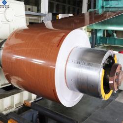 aluminium PVDF van het Aluminium van 0.143.0mm het Dikte Vooraf geverfte Met een laag bedekte Kleur