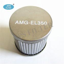 En la línea de precisión comprimido del filtro de aceite (AMG-EL350)