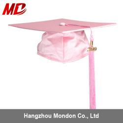 Школы для взрослых блестящих Gradaution крепежные Tassel розового цвета