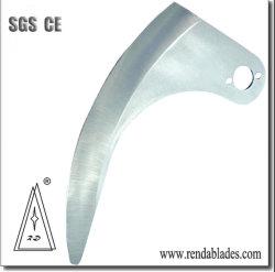 切断のポークブタのためのステンレス製の製鉄業機械刃はチョップステーキを肋骨で補強する