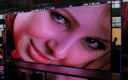 Для использования внутри помещений полноцветная реклама в формате HD ТВ шоу P10 светодиодная панель