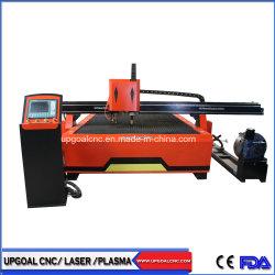 大きい2000*6000mm CNCの金属板の管血しょうカッティング・ドリリング機械