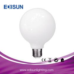 Lâmpada LED G95 4W/6W/7W/8 W E27/B22 do Alojamento leitoso